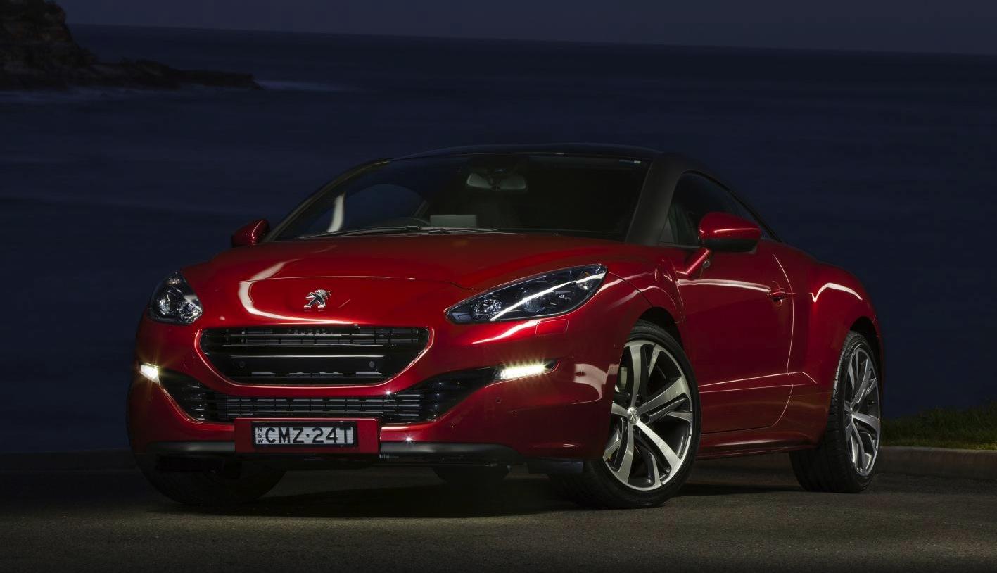Peugeot Rcz Alınır Mı Resimlere Göre Ara Red