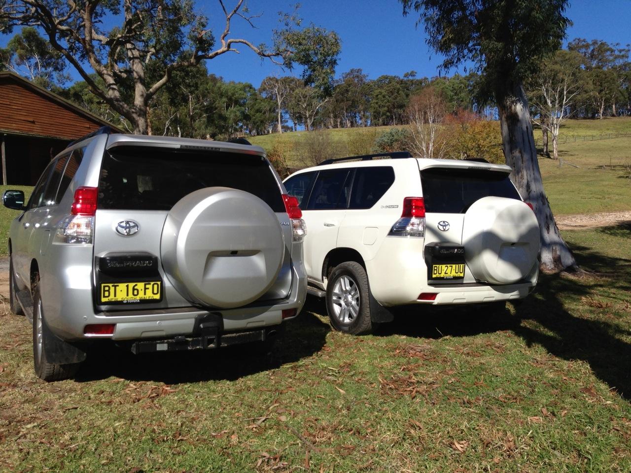 Toyota LandCruiser Prado Review - photos | CarAdvice