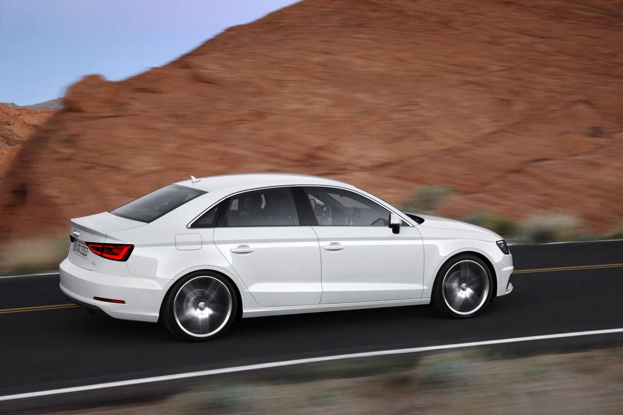 Audi A3 Sedan Review - photos | CarAdvice