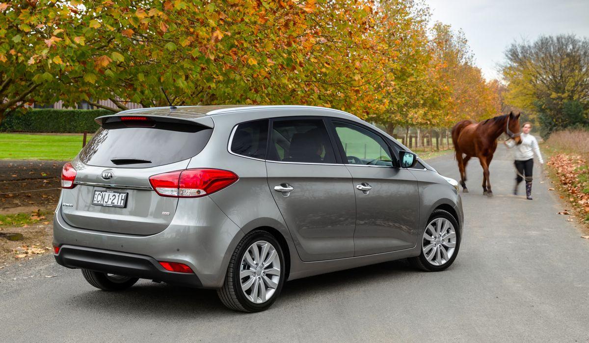 2014 Kia Rondo Review - photos | CarAdvice