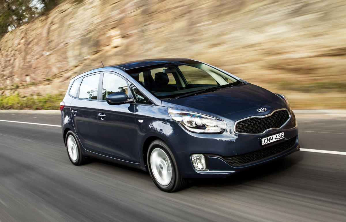 2014 Kia Rondo Review - photos | CarAdvice