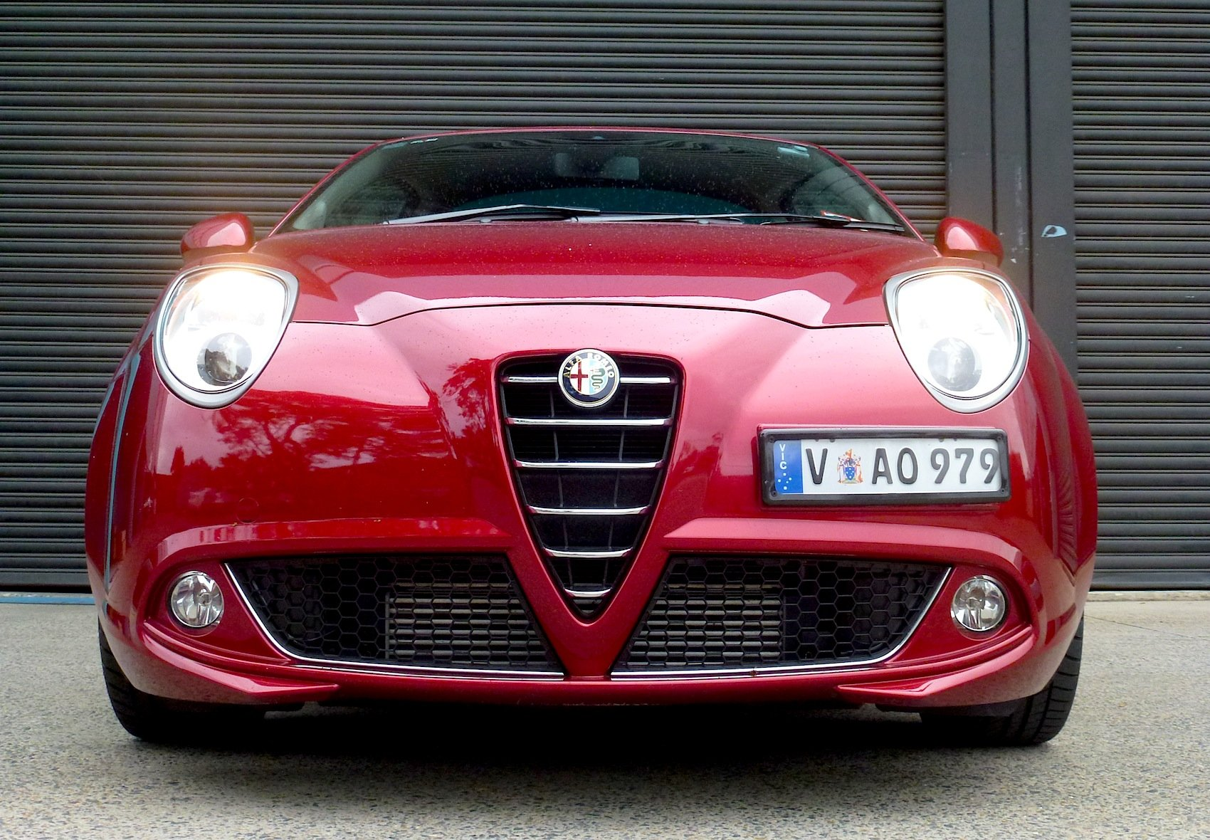 alfa romeo mito review caradvice. Black Bedroom Furniture Sets. Home Design Ideas