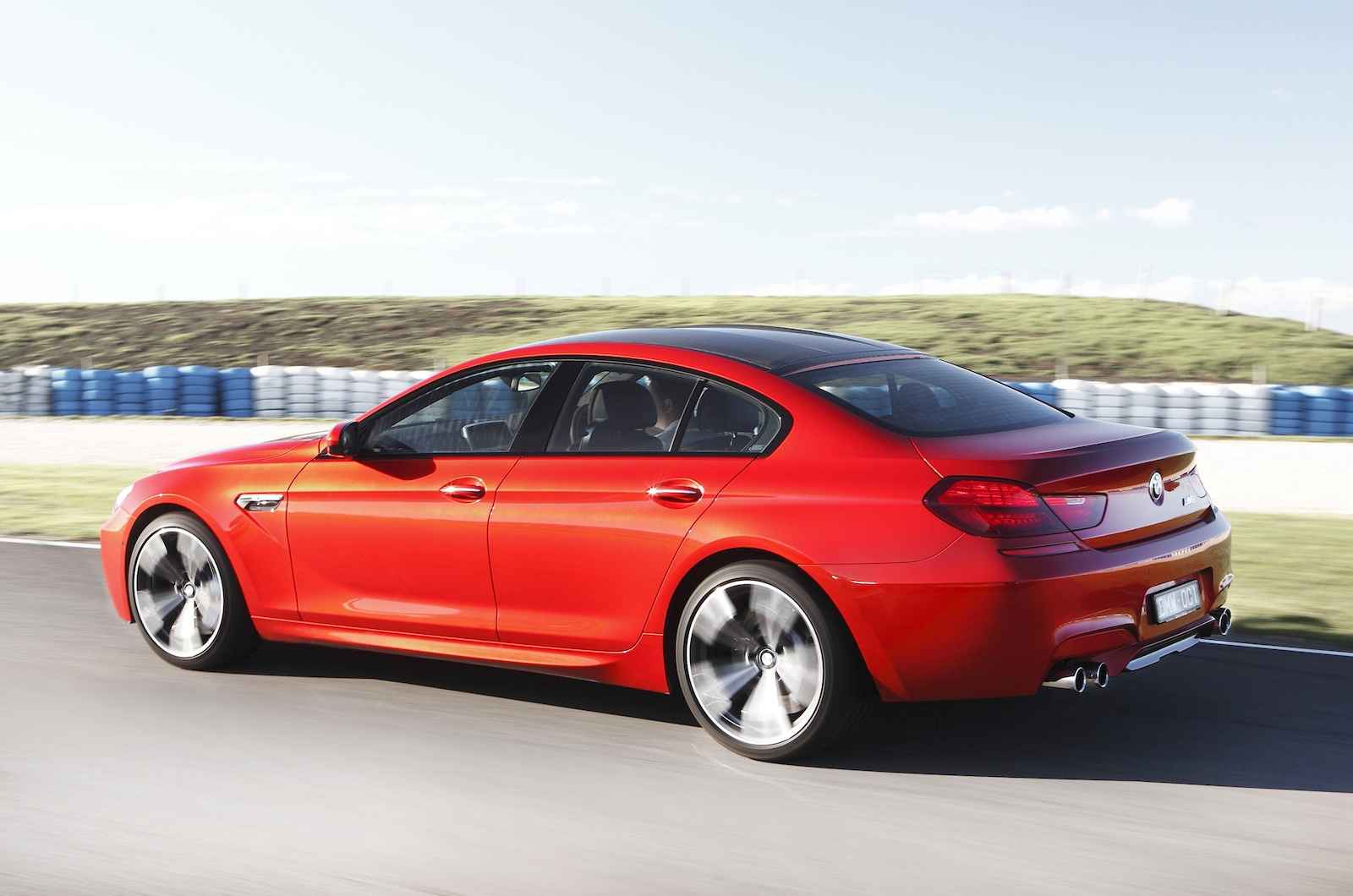 BMW M6 Gran Coupe Review - photos | CarAdvice