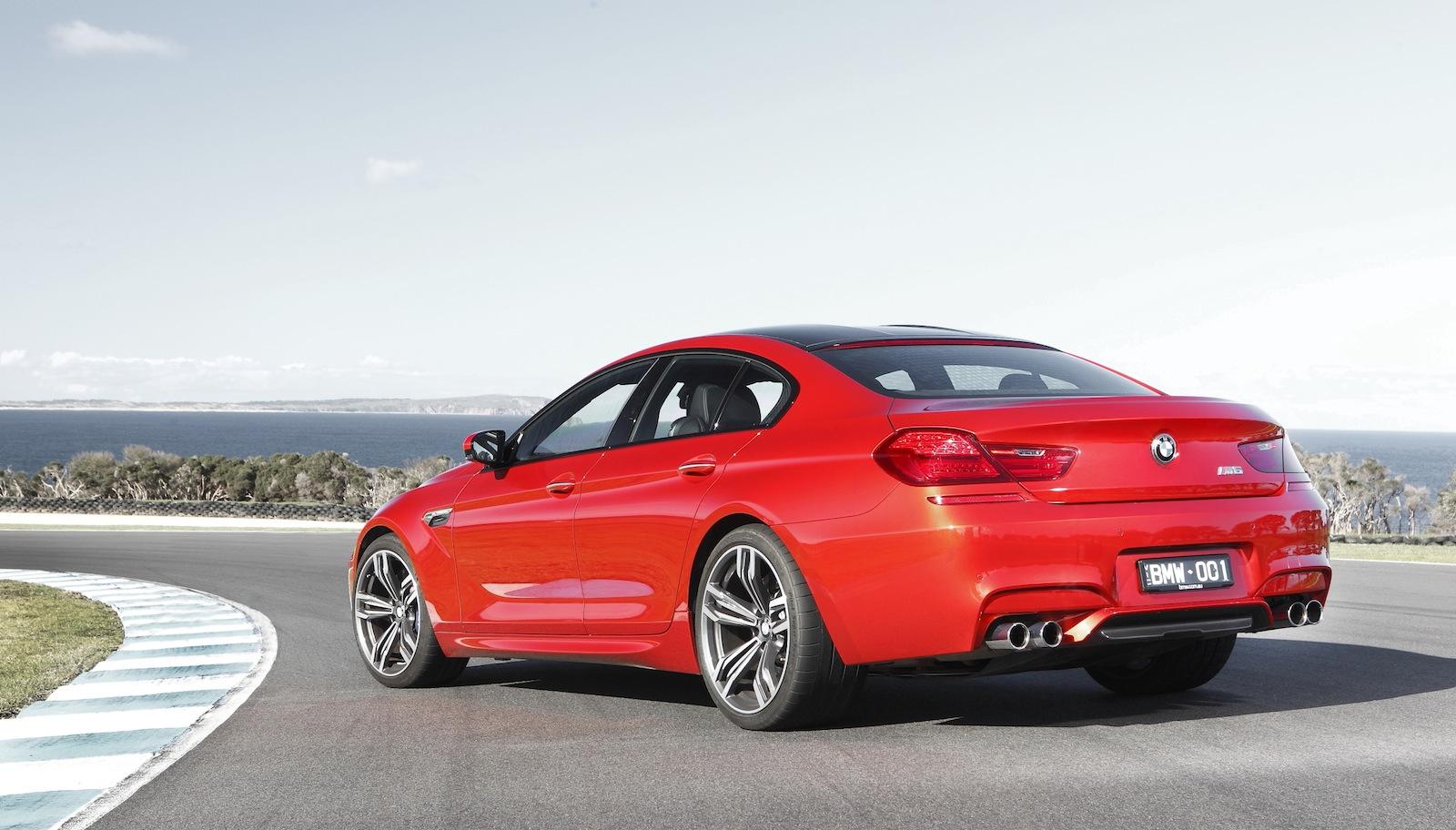 Bmw M6 Gran Coupe >> BMW M6 Gran Coupe Review - photos | CarAdvice
