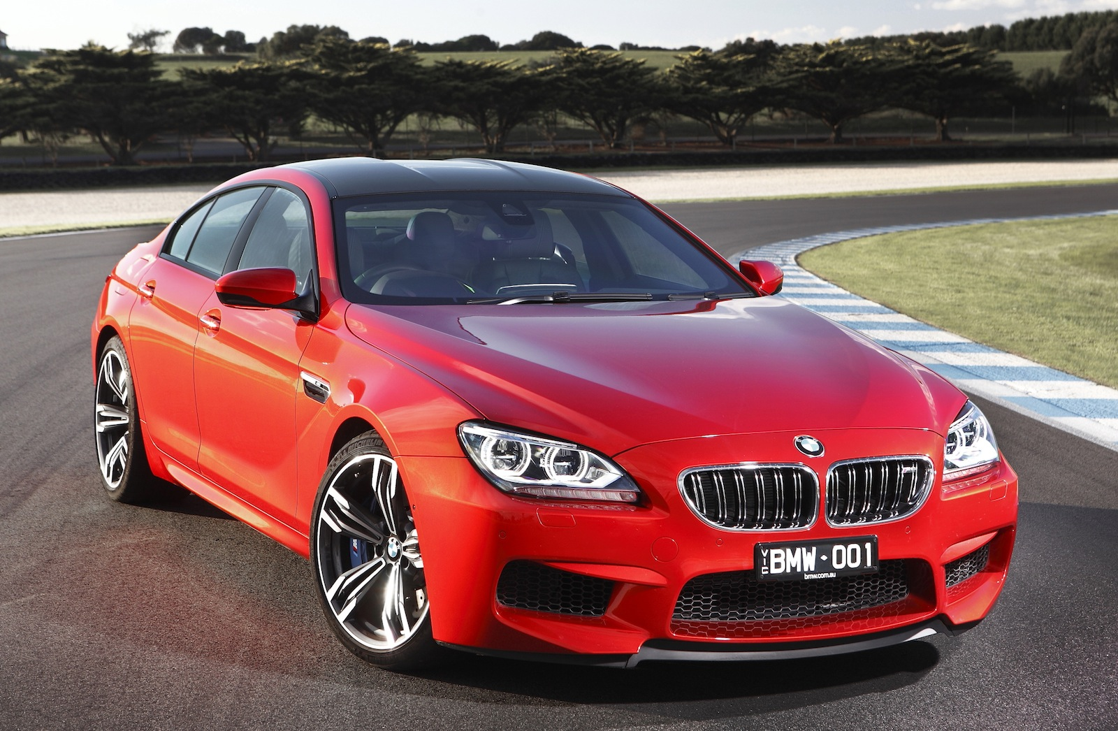 BMW M5 And M6 Get Optional Competition Package
