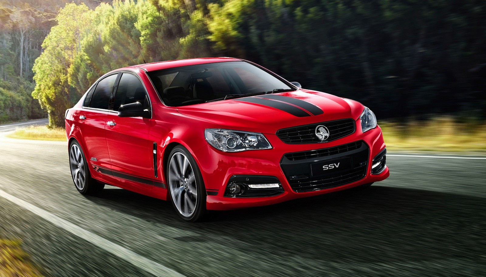Holden Vf Commodore Optional Design Packs Added Photos
