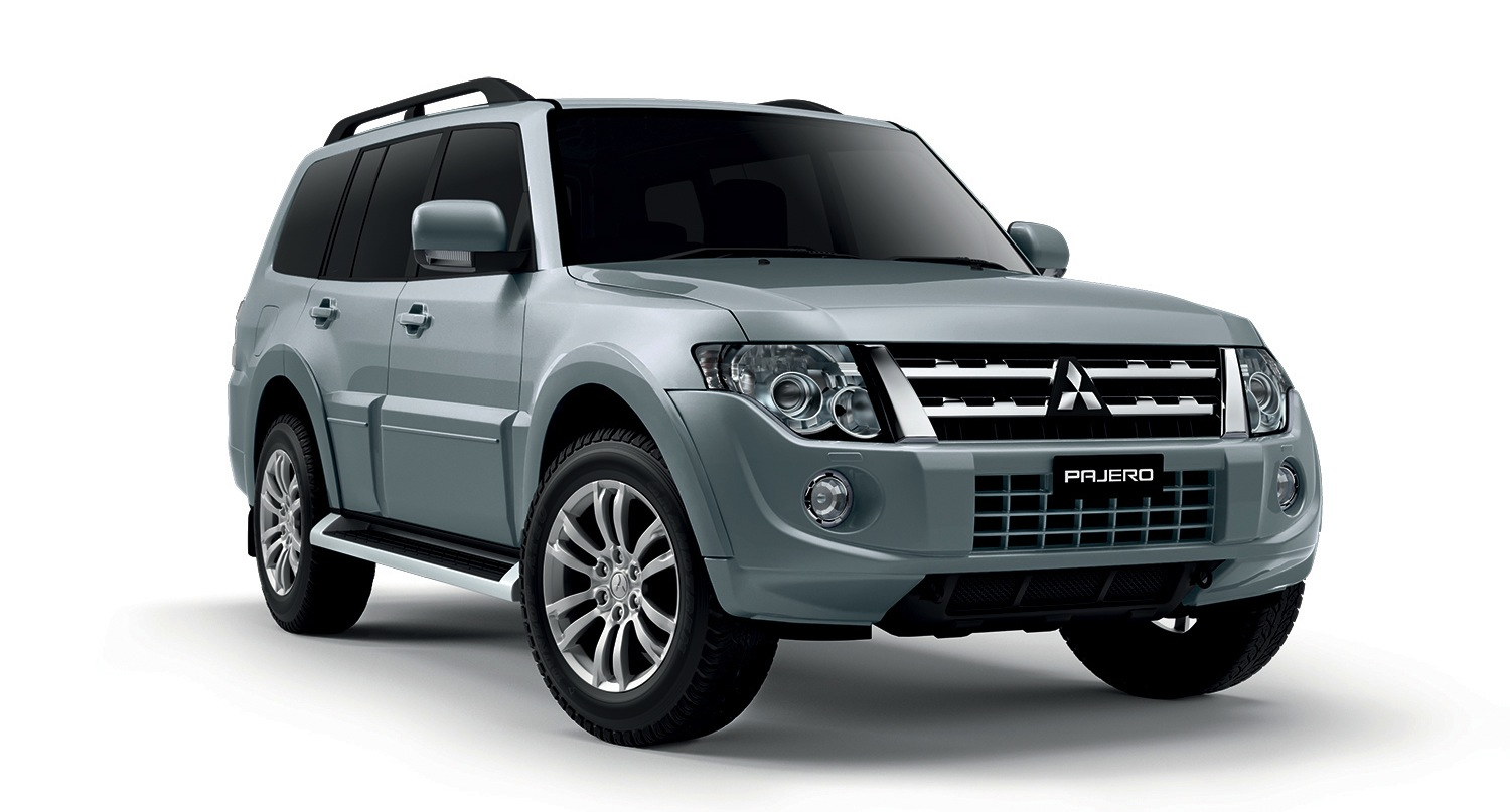 Five Star Ford >> Mitsubishi Pajero update released: petrol out, five-star safety in - Photos (1 of 4)