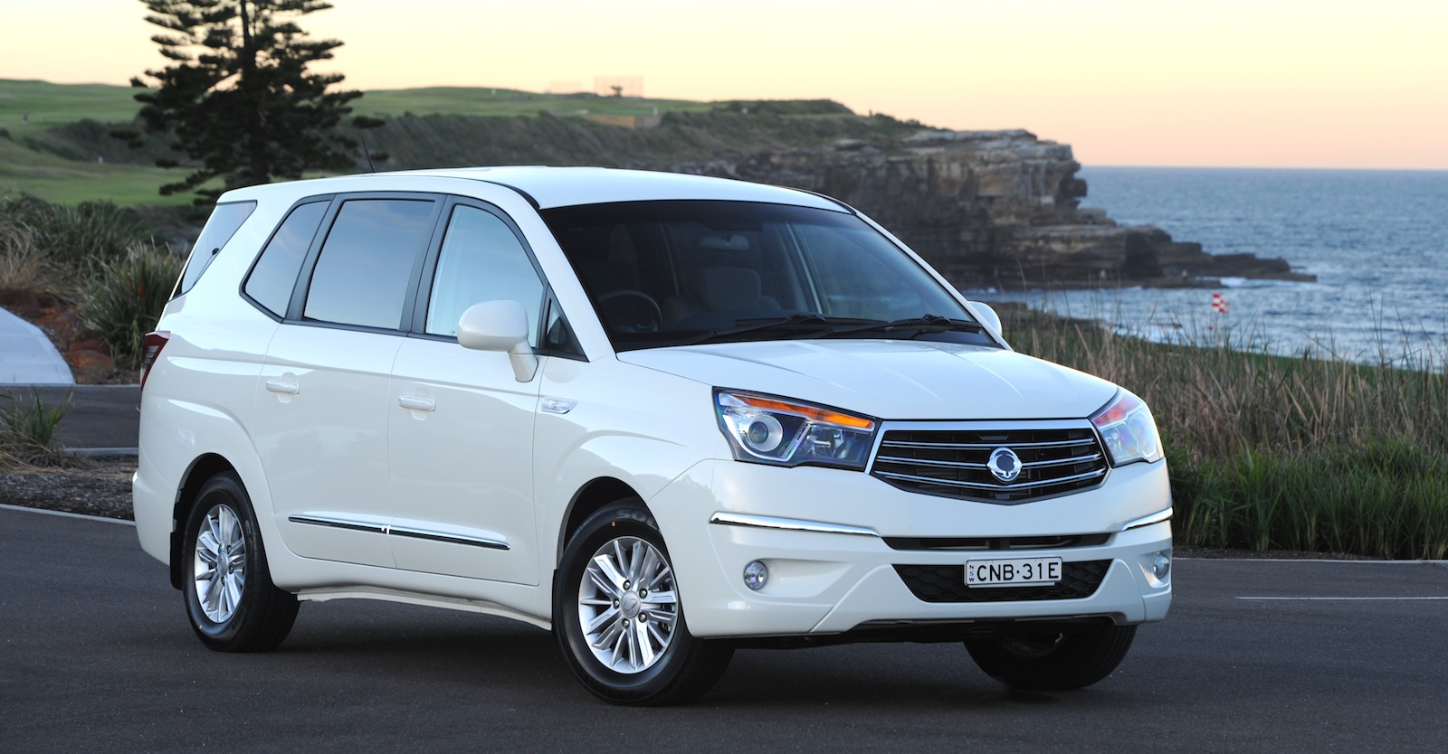Ssangyong Stavic: second-gen seven-seater for $29,990 ...