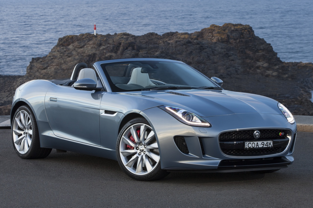 Jaguar F-Type Review - Photos