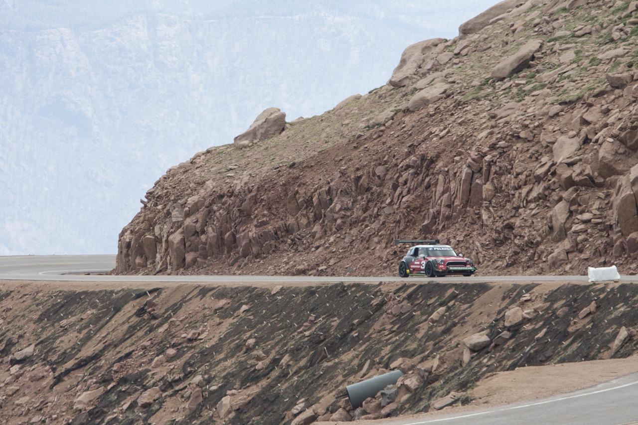 Santa Fe BMW >> Pikes Peak International Hill Climb: The Experience ...