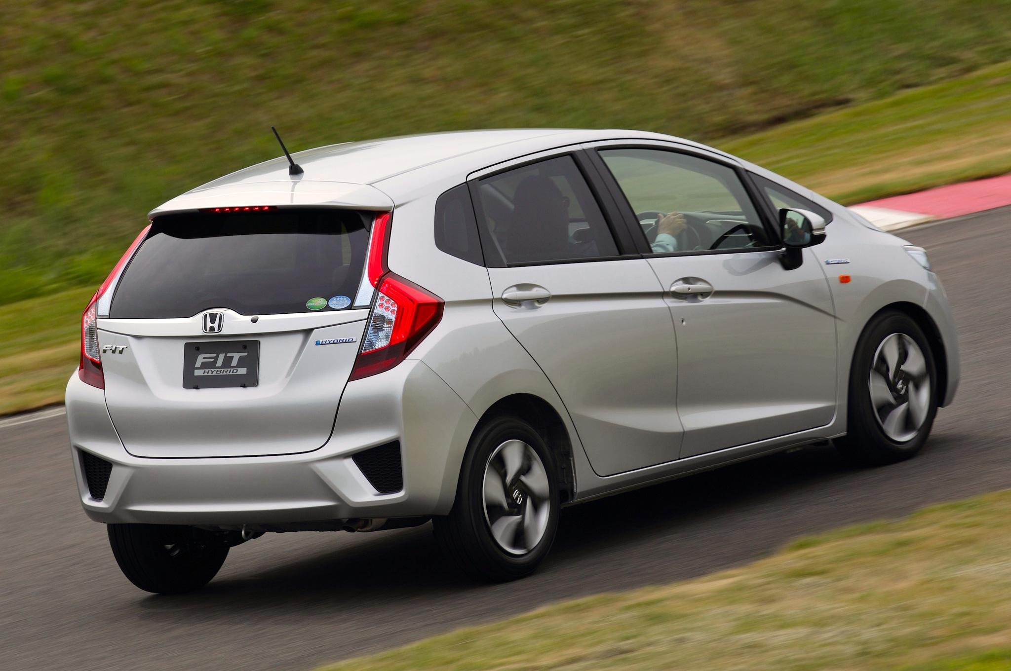 Honda Jazz: Third Generation City Car Revealed