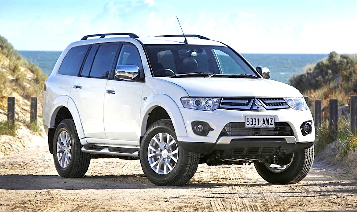 mitsubishi challenger 4wd only for simplified suv range photos caradvice. Black Bedroom Furniture Sets. Home Design Ideas
