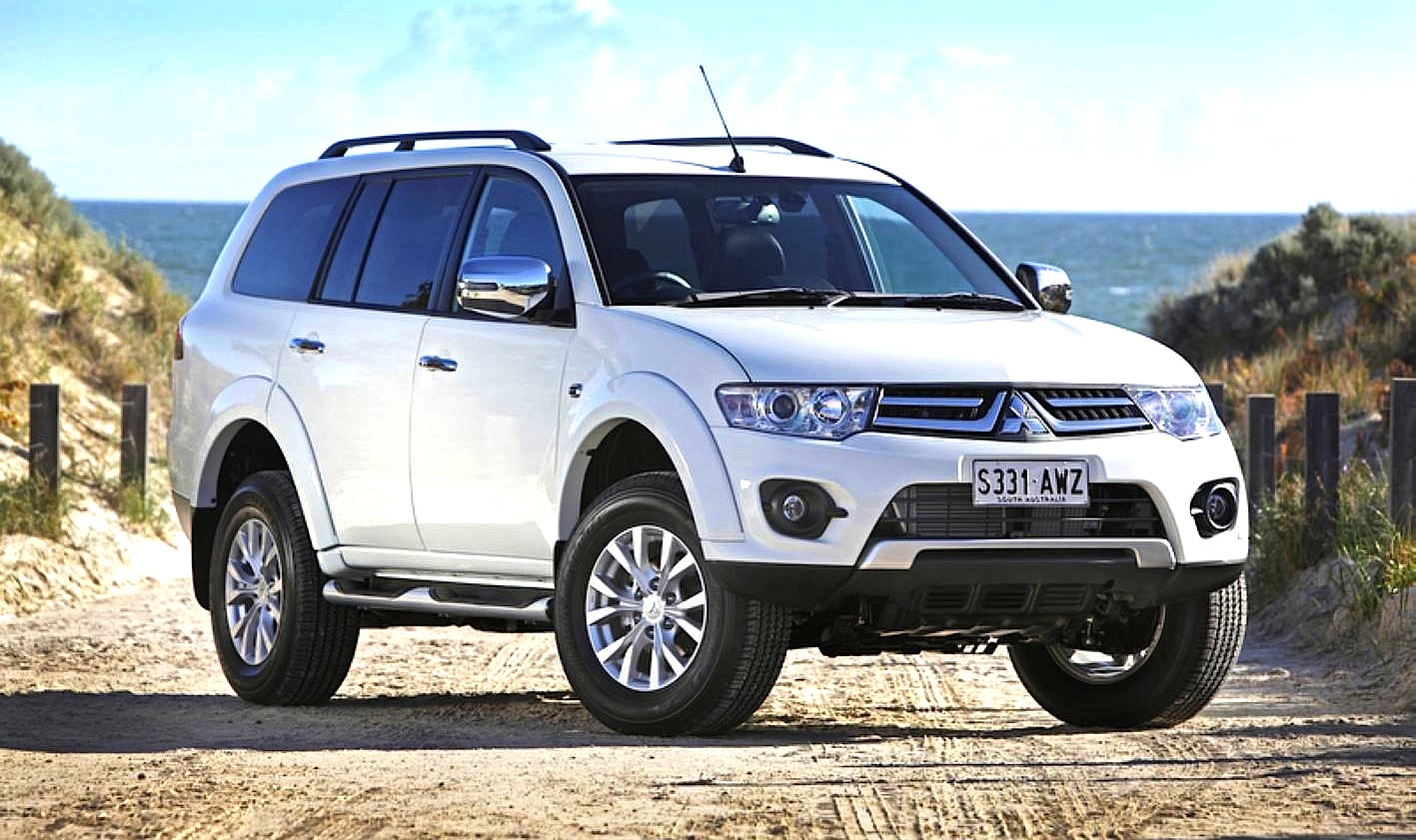 Mitsubishi Challenger: 4WD Only For Simplified SUV Range