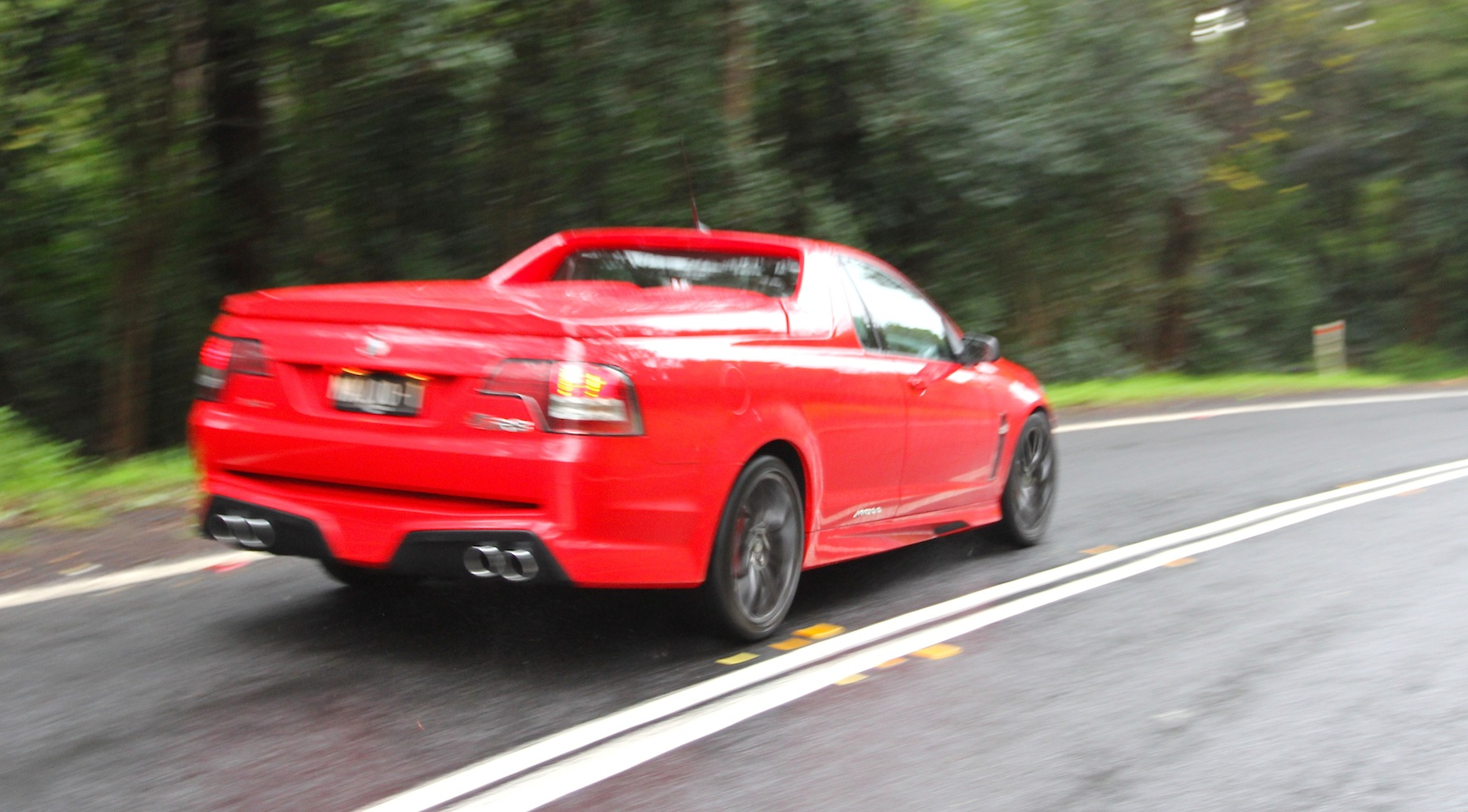 hsv maloo r8 review photos caradvice