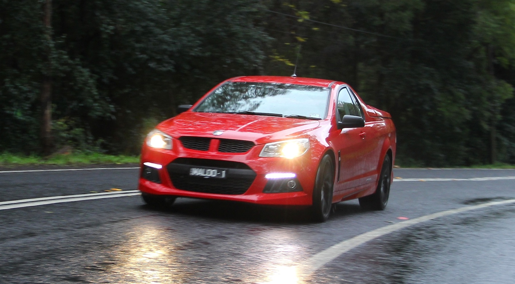 World Car Mazda >> HSV Maloo R8 Review - photos | CarAdvice