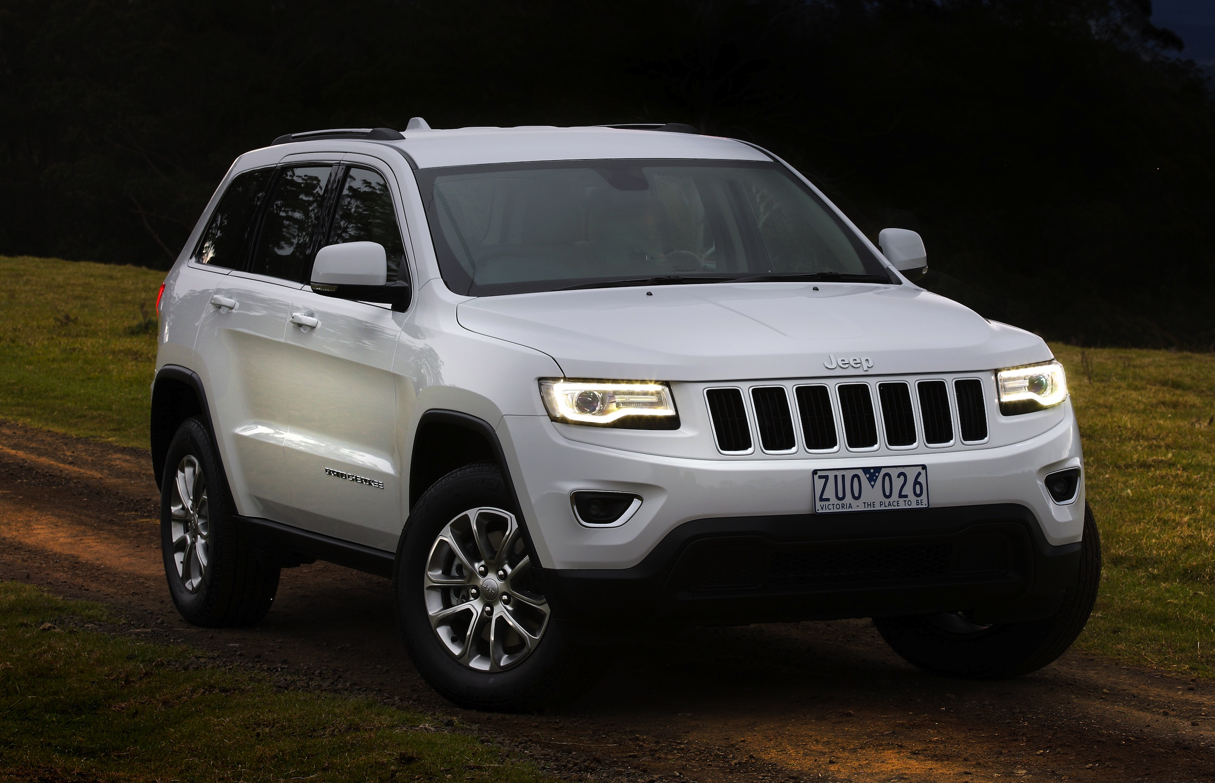 2013 Jeep Grand Cherokee: Pricing And Specifications