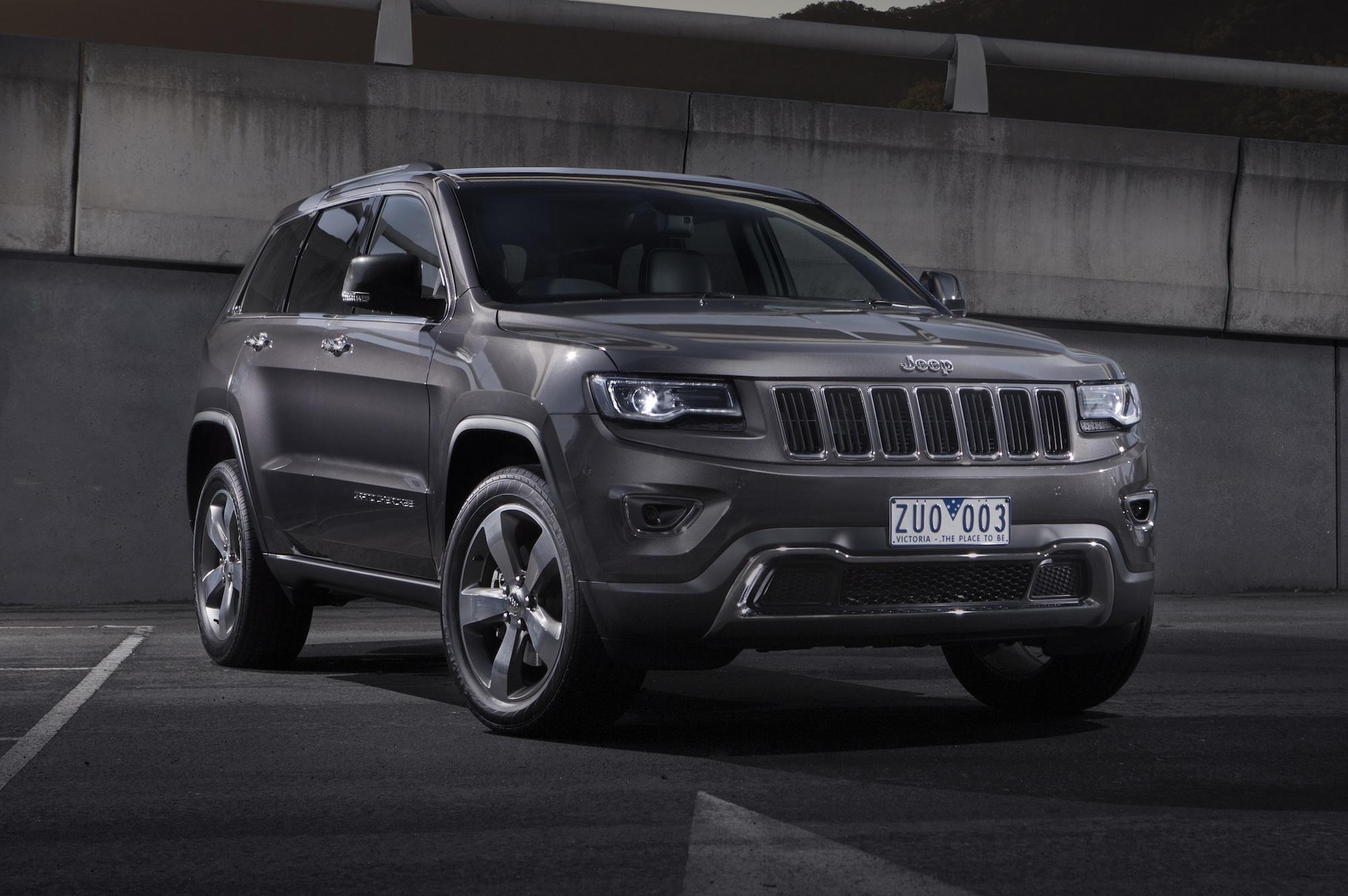 2013 Jeep Grand Cherokee Review Photos Caradvice