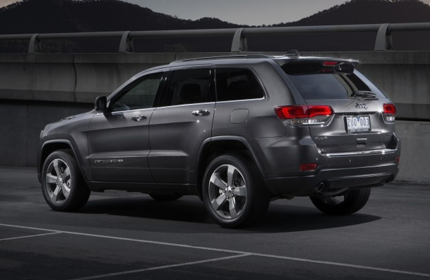 2013 jeep grand cherokee pricing and specifications photos caradvice. Black Bedroom Furniture Sets. Home Design Ideas