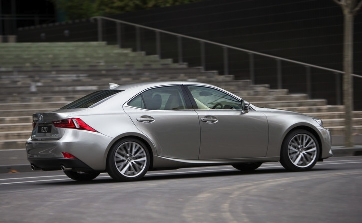 2013 lexus is pricing and specifications photos caradvice. Black Bedroom Furniture Sets. Home Design Ideas