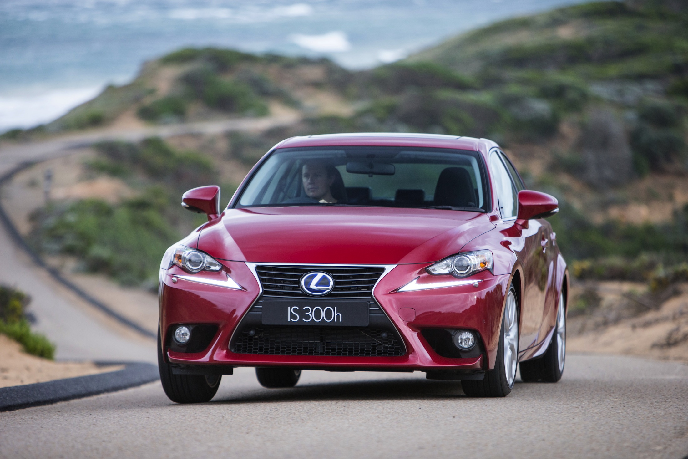 Lexus Is300h Review Photos Caradvice