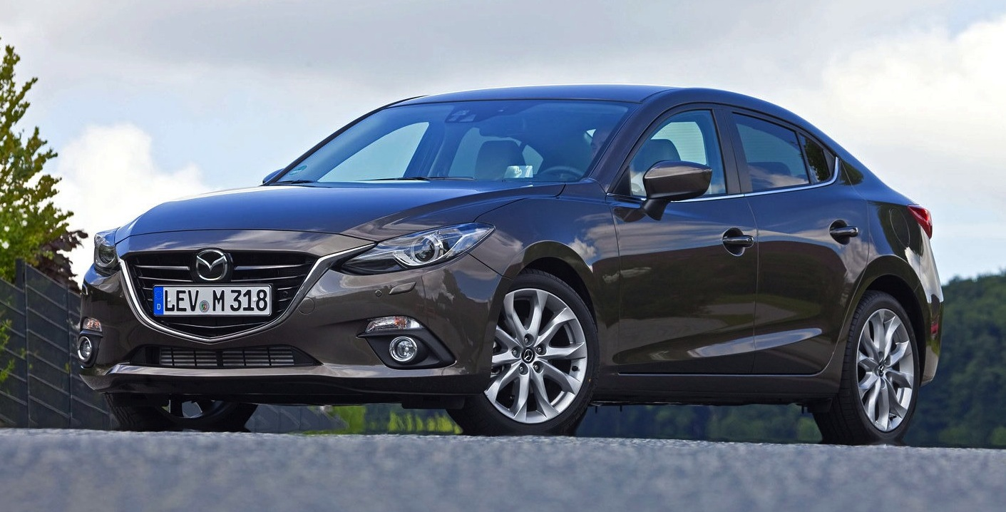 Mazda 3 sedan: fresh gallery leaked - photos | CarAdvice