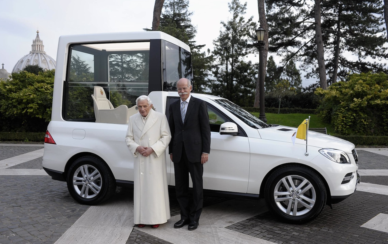 Pope Francis recommends 'more humble' cars for priests, nuns - photos | CarAdvice