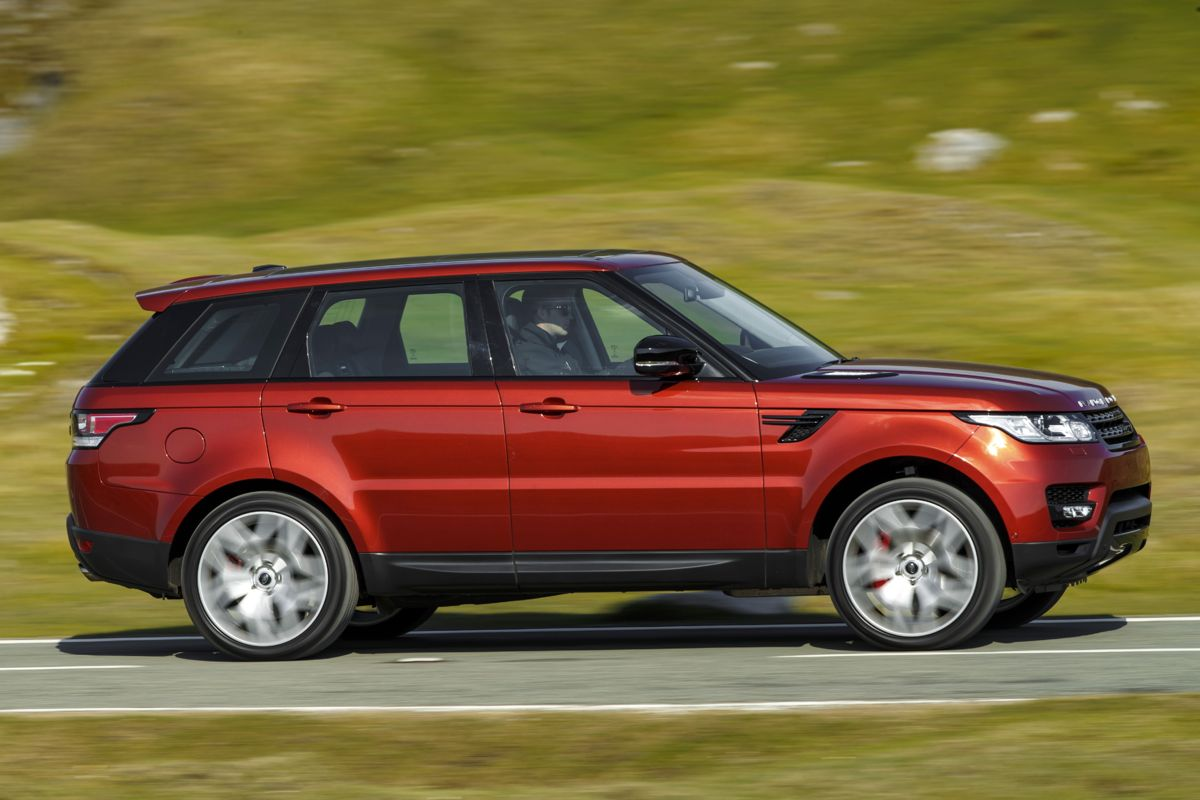 2014 range rover sport launched photos 1 of 25. Black Bedroom Furniture Sets. Home Design Ideas