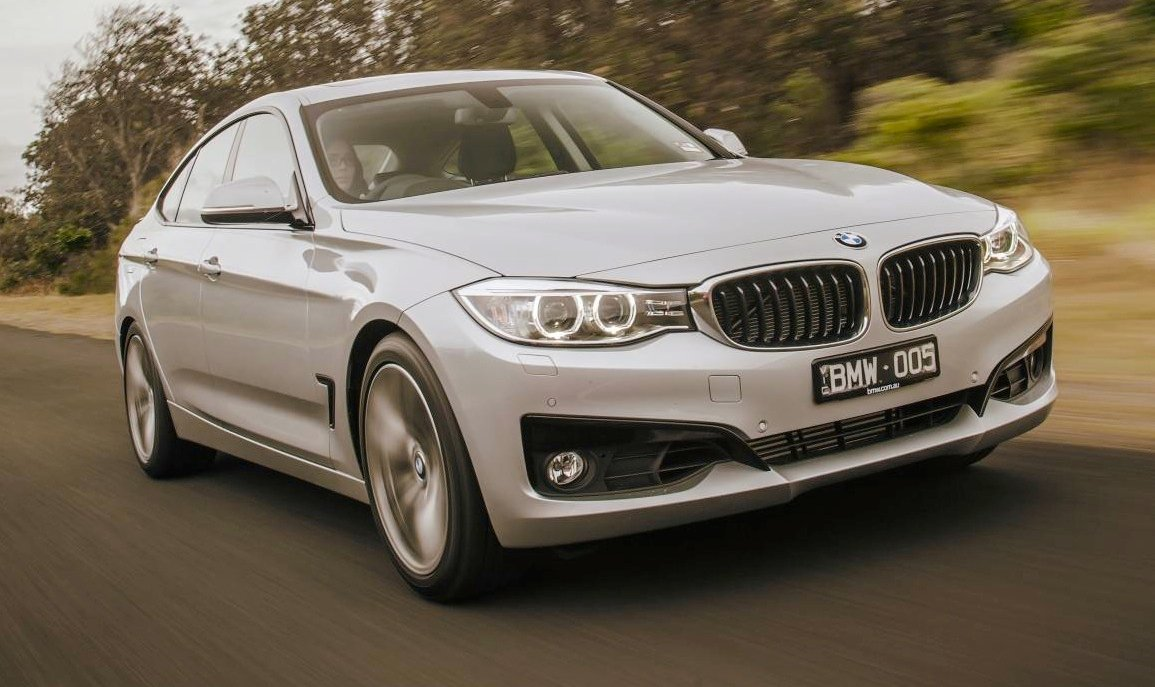 BMW Series Gran Turismo Pricing And Specifications Photos - Bmw 320i gt price