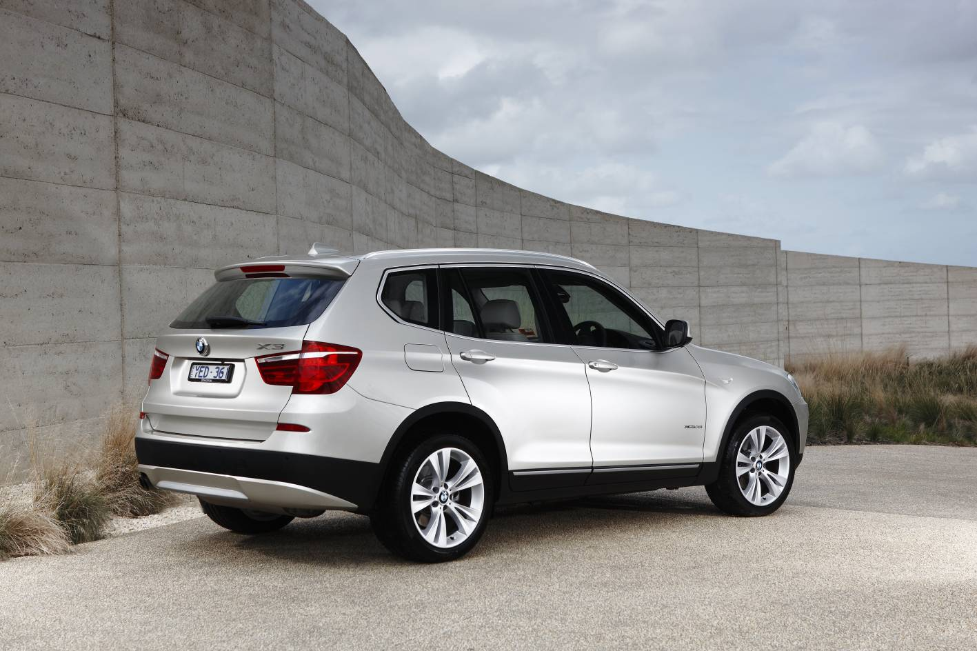 bmw x3 review photos caradvice. Black Bedroom Furniture Sets. Home Design Ideas