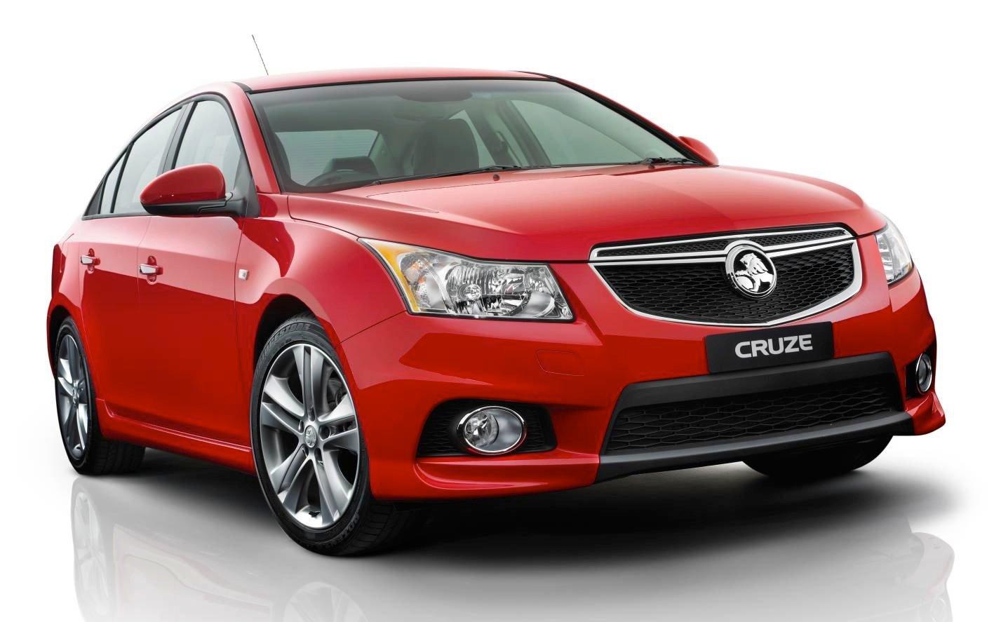 Holden Cruze Sedan Hatch Upgraded With New Interior Tech