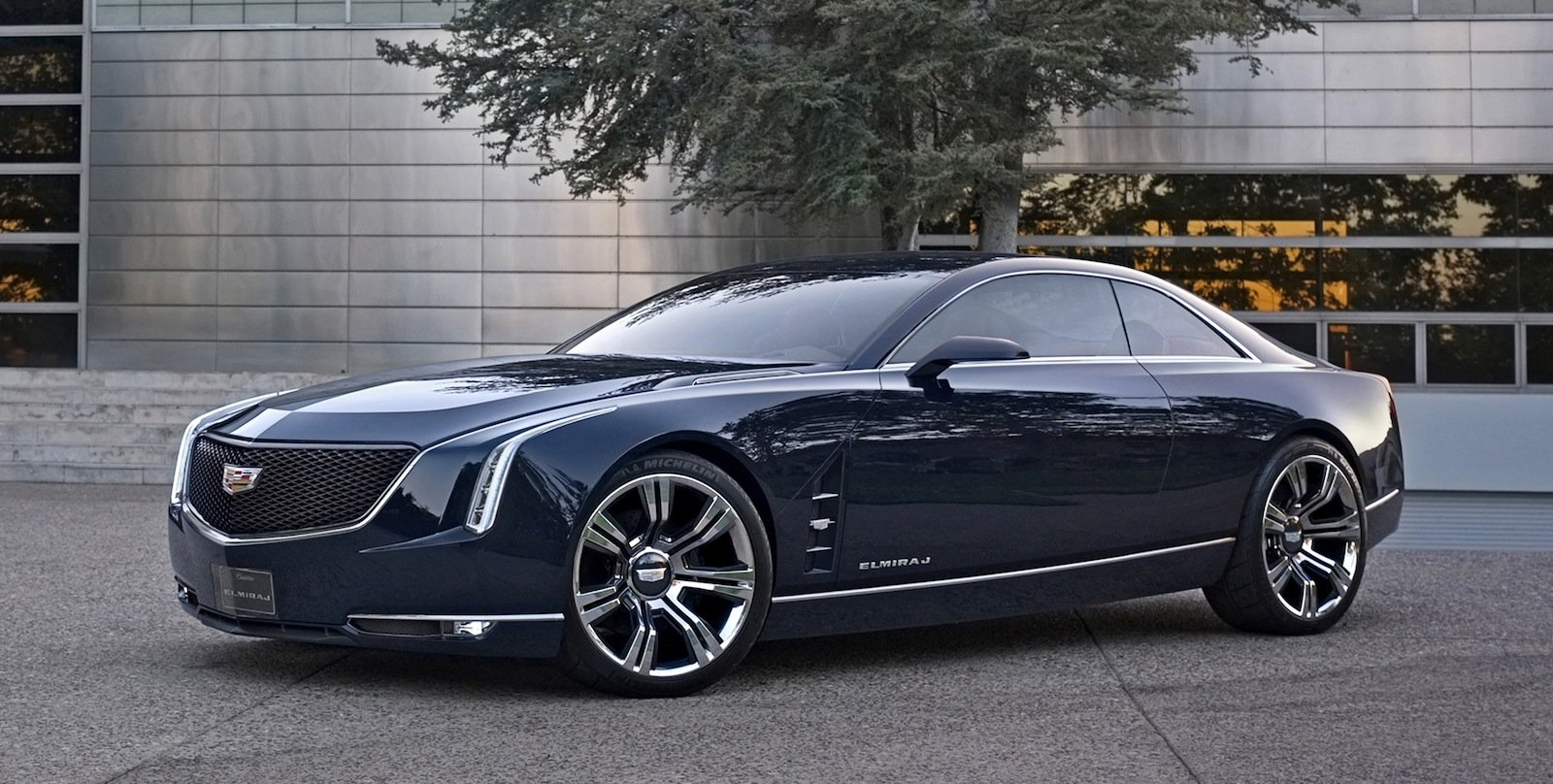 Cadillac Elmiraj Price >> Cadillac Elmiraj: sports coupe concept shows future luxury design - photos | CarAdvice