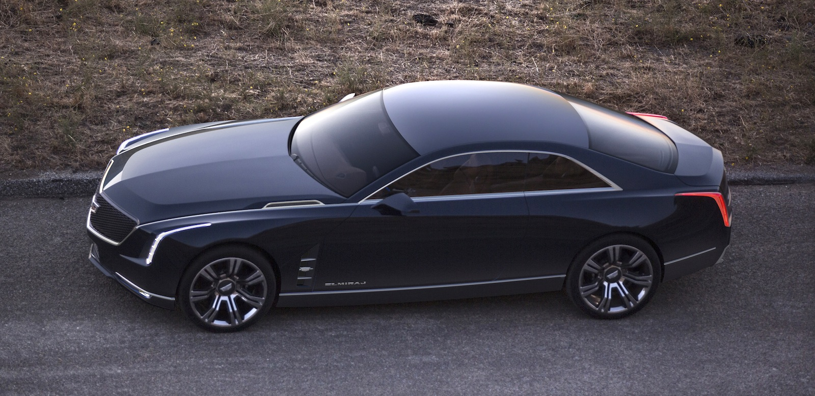 Cadillac Elmiraj: sports coupe concept shows future luxury ...