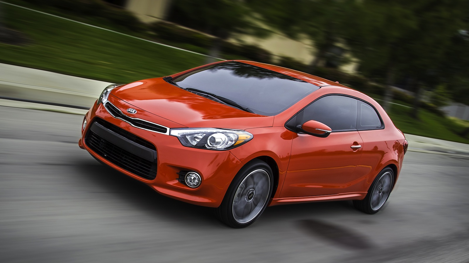 Kia Cerato Koup Turbo coming in October - photos | CarAdvice