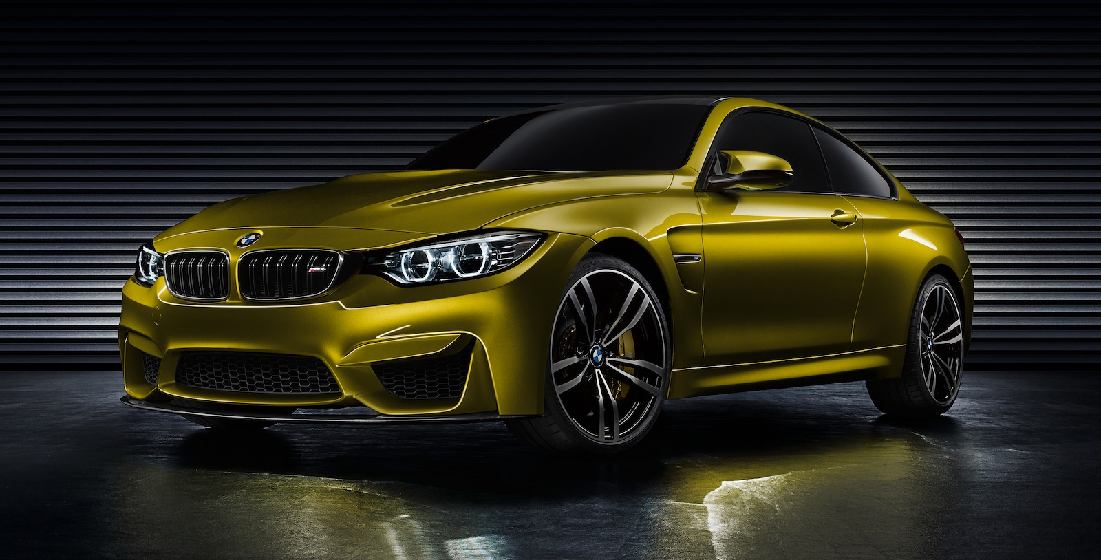 bmw m4 coupe concept revealed photos caradvice. Black Bedroom Furniture Sets. Home Design Ideas
