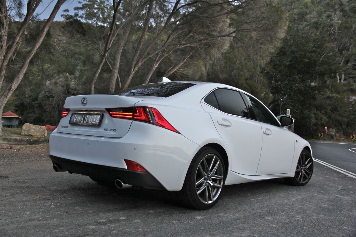 2013 Lexus IS250 Review - photos | CarAdvice