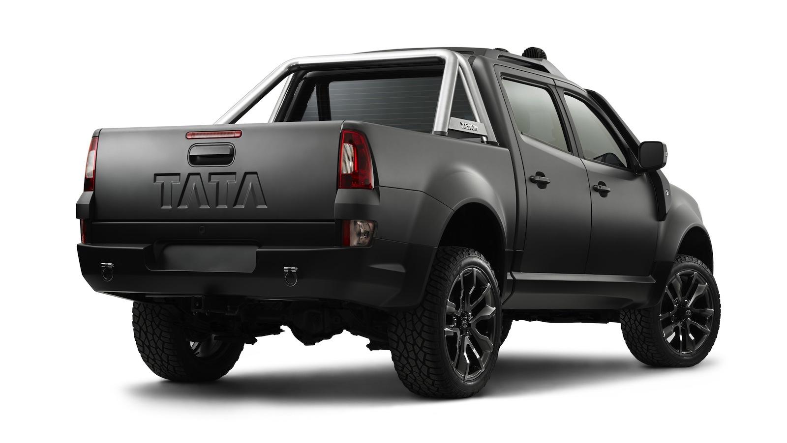 Drive Now Truck Sales >> Tata Xenon Tuff Truck: Australian-designed ute concept revealed - photos | CarAdvice