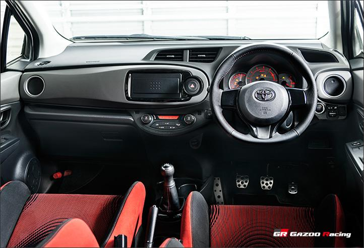 Toyota Supra 2016 >> Toyota Yaris turbo hatch launched in Japan - photos | CarAdvice