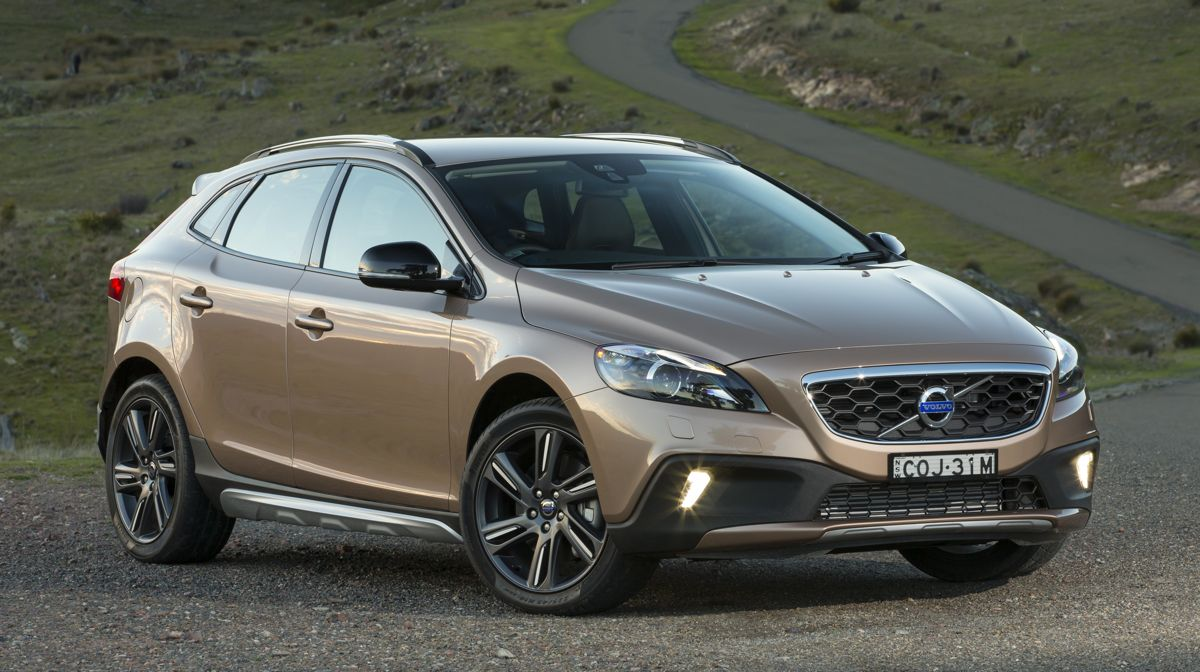 Volvo V40 Cross Country Review Caradvice