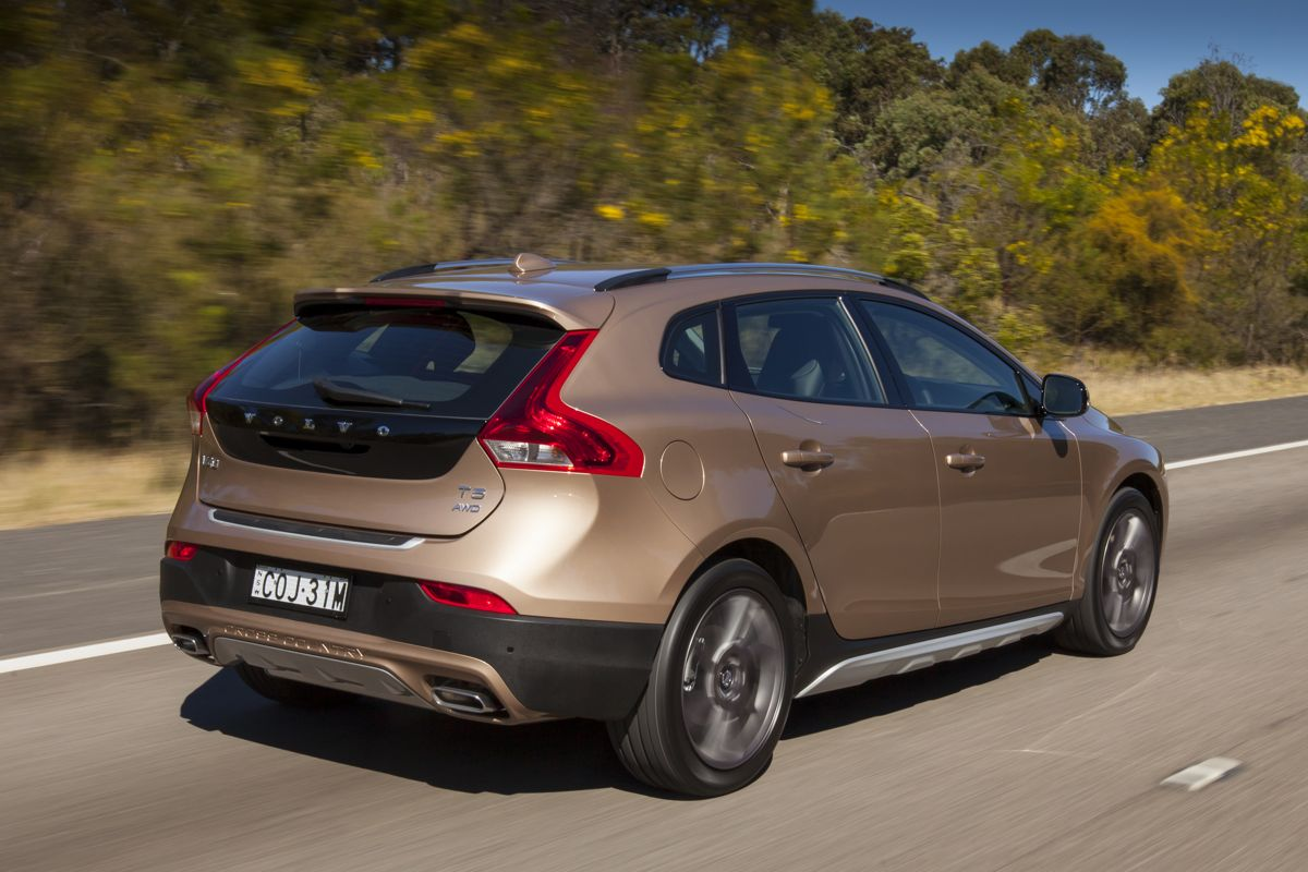 volvo v40 cross country review photos caradvice. Black Bedroom Furniture Sets. Home Design Ideas