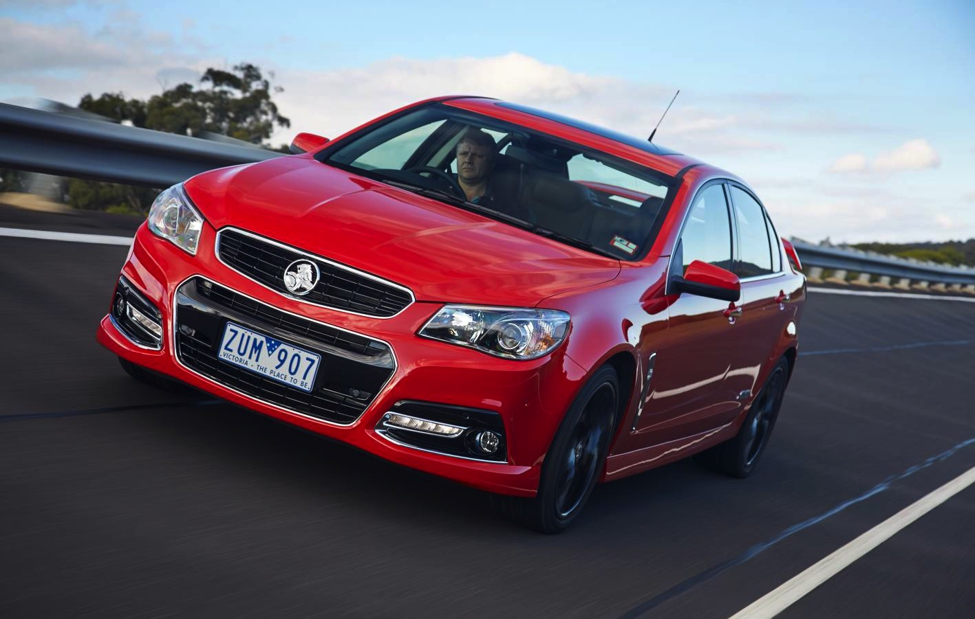 Holden Commodore turns sales tide as Ford Falcon sinks - photos | CarAdvice