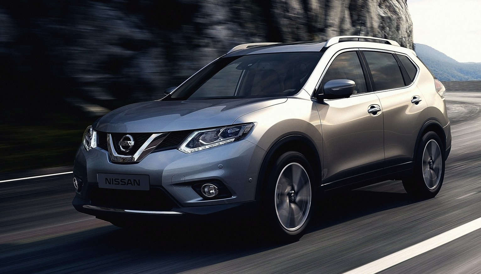 2014 nissan x trail softer styling and seven seats for third gen suv photos caradvice. Black Bedroom Furniture Sets. Home Design Ideas