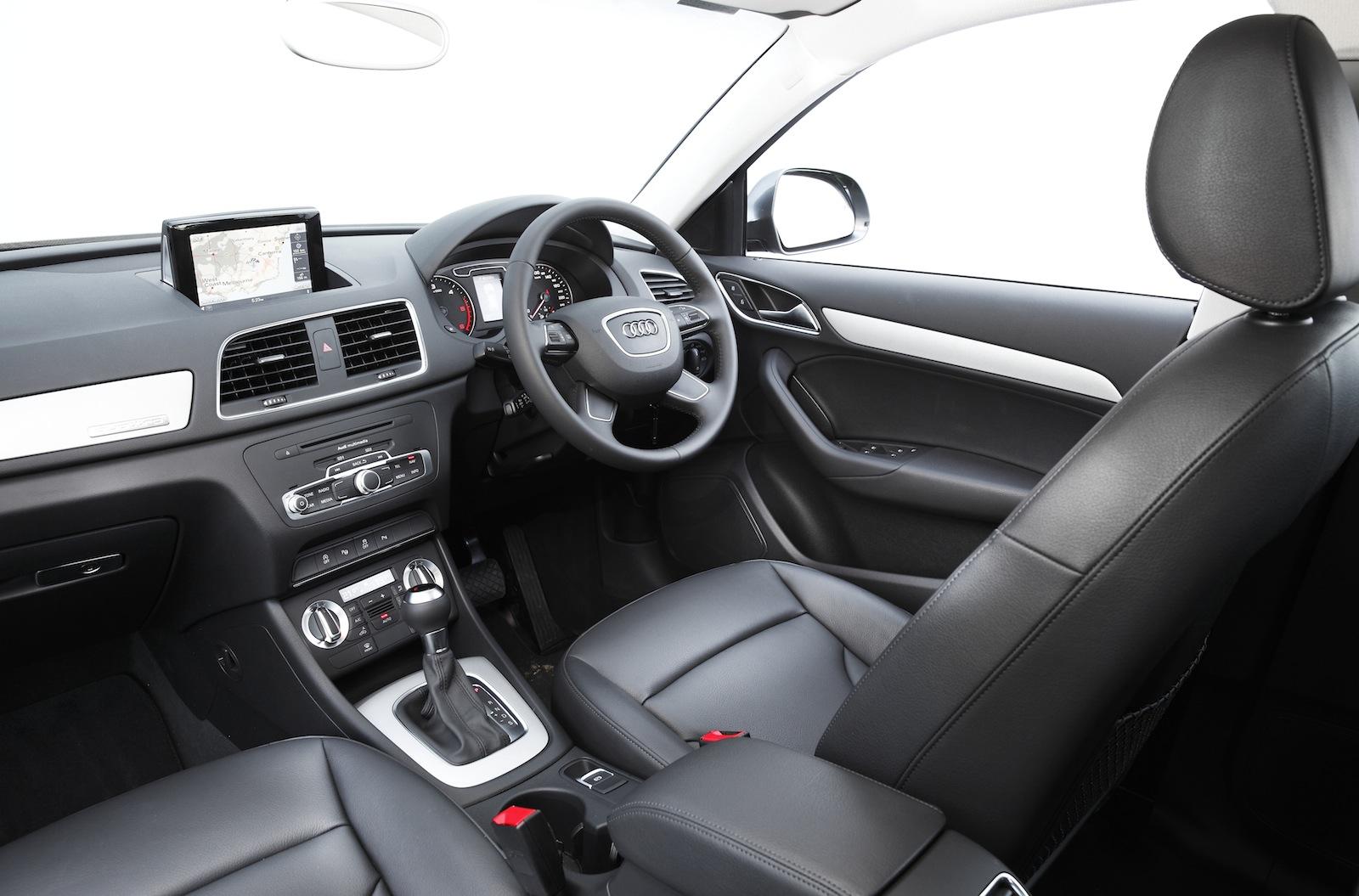 Audi Q Gets New Base Model Quattroonly Range Photos Of - Audi base model