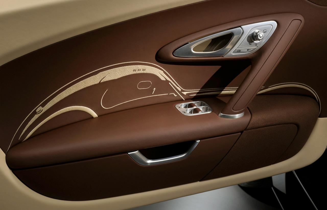 bugatti veyron legend jean bugatti: second special edition