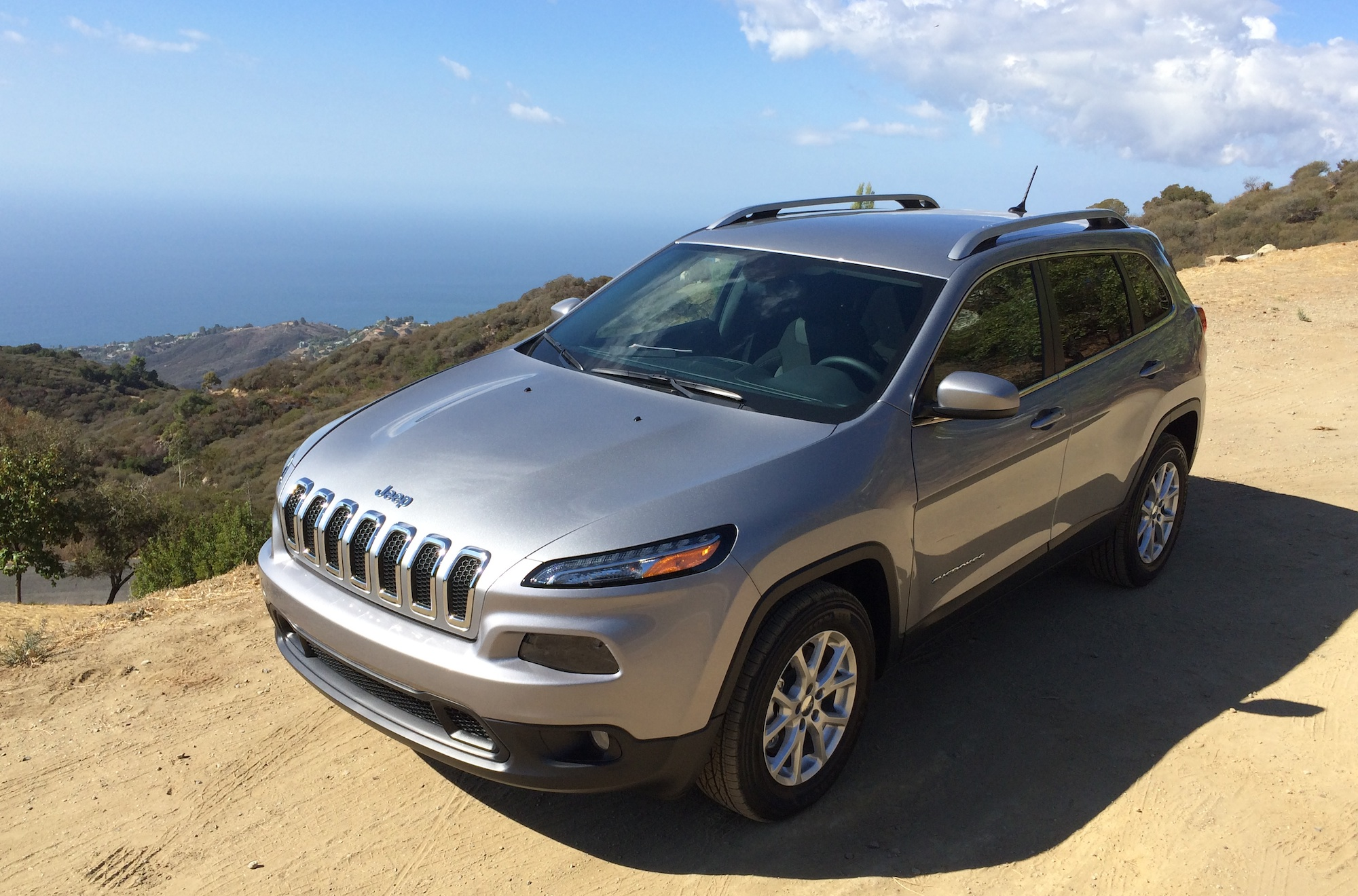 jeep cherokee review photos caradvice. Black Bedroom Furniture Sets. Home Design Ideas
