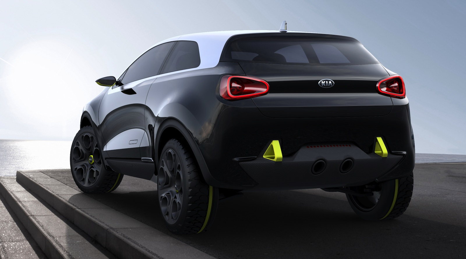 Kia Niro Concept All Paw Hybrid Unveiled Photos Caradvice