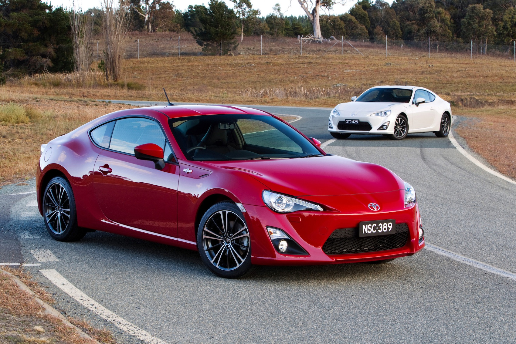 Toyota 86 Range Updated For 2014 Photos Caradvice
