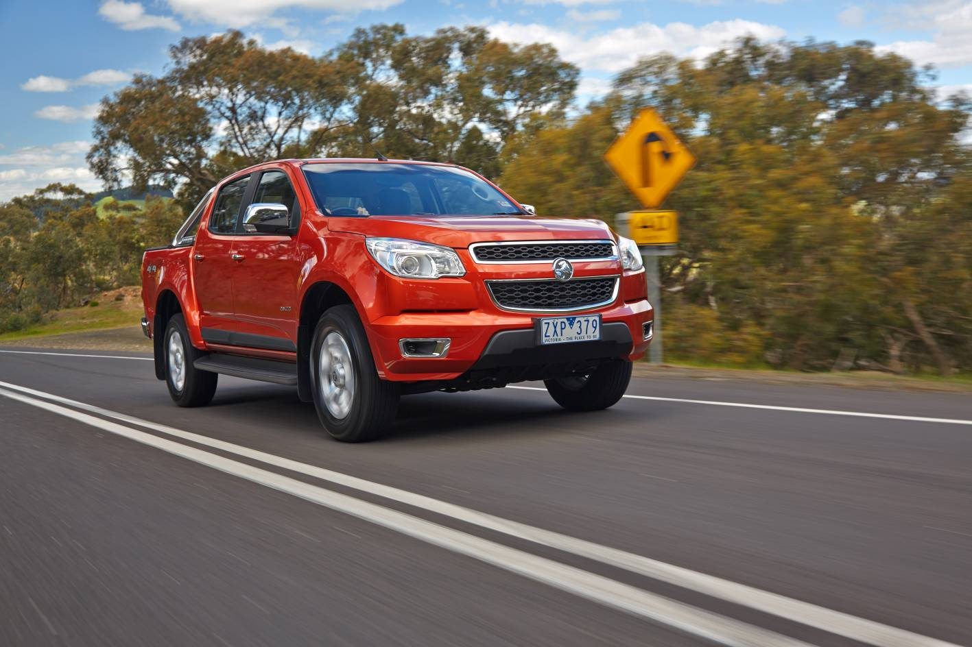 2014 Holden Colorado Review Photos Caradvice