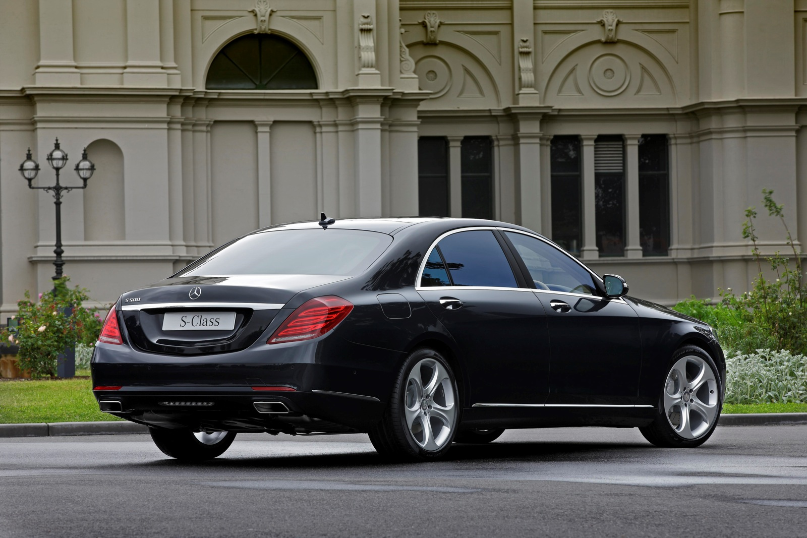 2014 Mercedes Benz S Class Unveiled In Melbourne