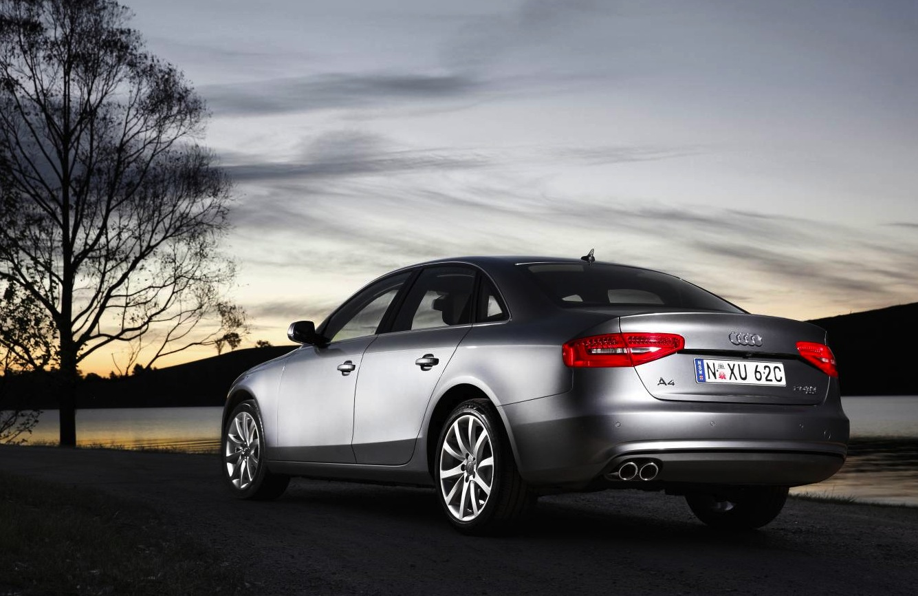 Audi A4, A5: new quattro models, price cuts headline 2014 ...