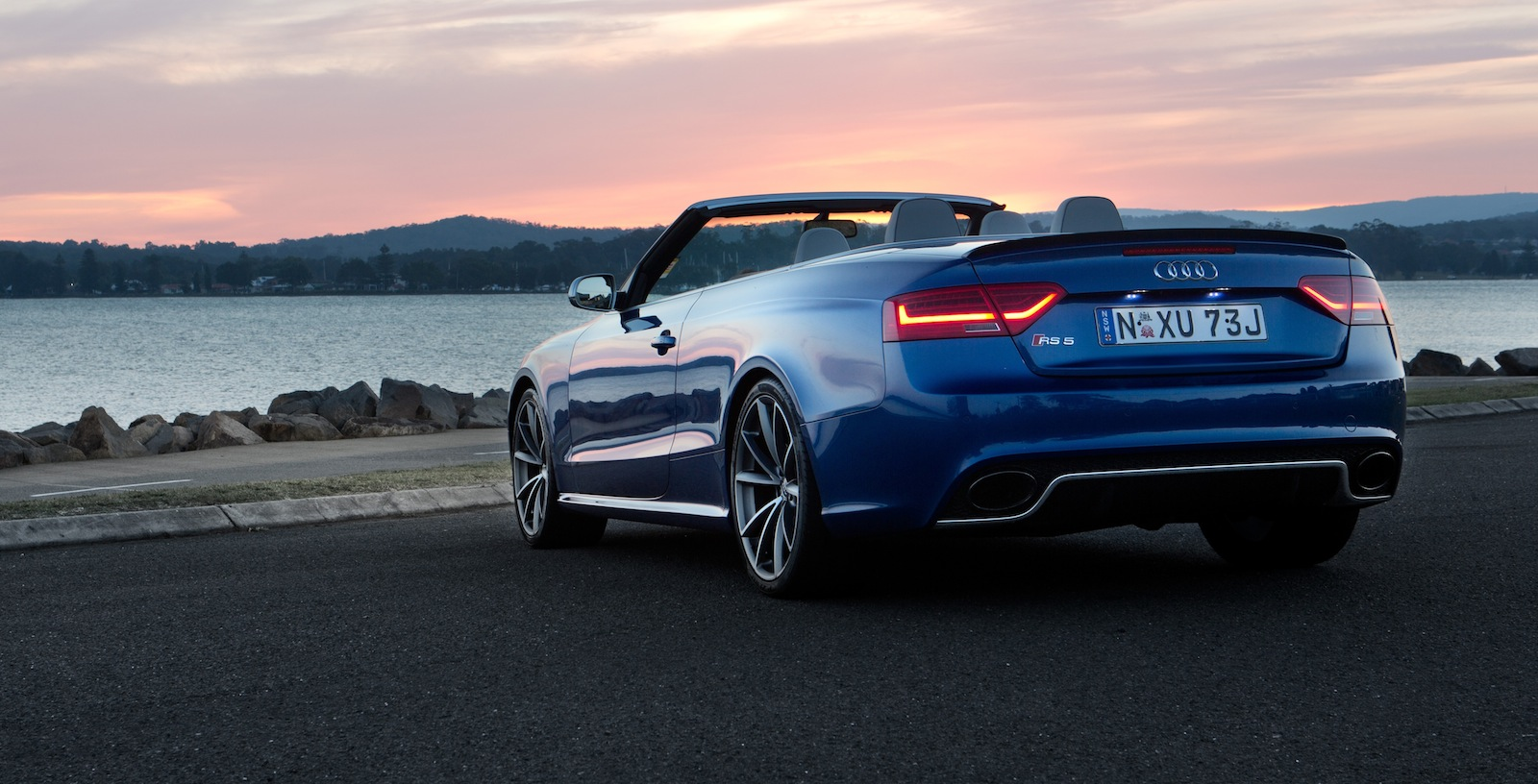 Mitsubishi Electric Car >> Audi RS5 Cabriolet Review | CarAdvice